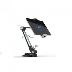 Suptek 360°  for iPad iPhone Samsung Asus Tablet Smartphone and more, up to 11 inch LD-203A
