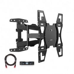 "Suptek Fully Adjustable Dual Arm Monitor Desk Mount Stand for 13""-27"" Screens upc 739450799287"