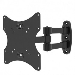 """Suptek Articulating Arm TV LCD Monitor Wall Mount, Full Motion Tilt Swivel and Rotate for Most 10"""" - 37"""" LED TV Flat Panel Screen with VESA 75-200 MA3270"""