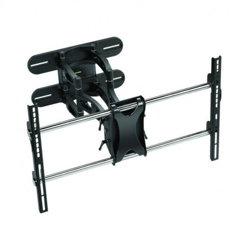 Suptek Full Motion Articulating TV Wall Mount Bracket for most 37-84'' LED, LCD, and Plasma Flat Screen TVs/VESA up to 830x500/Super-strength Load Capacity 200lbs MA6390 …