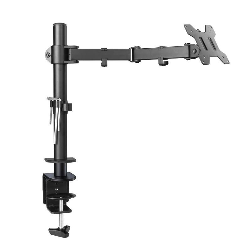 Suptek Single Arm Monitor Desk Mount Stand Bracket For 13