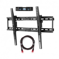 Suptek Universal TV Mount Super Heavy-duty Fits Most of 32-65 Inch TV with HDMI Cable MT5074(EAN:0739450799294)