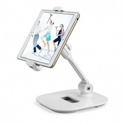 Suptek 360 Degree Adjustable Stand/Holder for Tablets up to 11 inches and for Tablet Smartphone LD-204DW (EAN: 0739450799690)